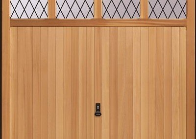 Garador Timber Garage Doors