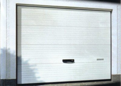 Henderson Timber Garage Door