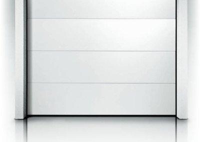 Henderson G60 Insulated Garage Door – Style