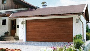 Henderson Insulated Sectional Garage Doors