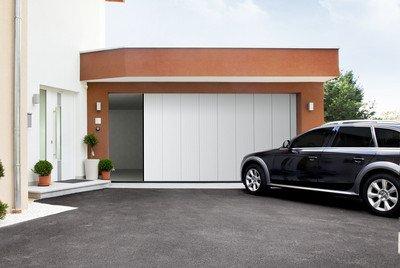 Henderson Side Sectional Garage Doors